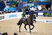 Steve Guerdat - Alamo<br /> FEI World Cup Final Gothenburg 2019<br /> &copy; DigiShots