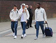 Manchester United Squad Sighting 12 Mar 2017