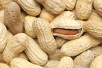 Peanuts, close-up