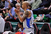 DESCRIZIONE : Eurolega Euroleague 2014/15 Gir.A Dinamo Banco di Sardegna Sassari - Nizhny Novgorod<br /> GIOCATORE : David Logan<br /> CATEGORIA : Ritratto Esultanza<br /> SQUADRA : Dinamo Banco di Sardegna Sassari<br /> EVENTO : Eurolega Euroleague 2014/2015<br /> GARA : Dinamo Banco di Sardegna Sassari - Nizhny Novgorod<br /> DATA : 21/11/2014<br /> SPORT : Pallacanestro <br /> AUTORE : Agenzia Ciamillo-Castoria / Claudio Atzori<br /> Galleria : Eurolega Euroleague 2014/2015<br /> Fotonotizia : Eurolega Euroleague 2014/15 Gir.A Dinamo Banco di Sardegna Sassari - Nizhny Novgorod<br /> Predefinita :