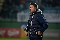 Nermin Bašić, head coach of Gorica during football match between NŠ Mura and ND Gorica in 34nd Round of Prva liga Telekom Slovenije 2018/19, on May 18, 2019 in Fazanerija, Murska Sobota, Slovenia. Photo by Blaž Weindorfer / Sportida