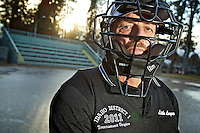 Torben Begines was selected to umpire the Little League World Series in Williamsport, Penn., later this summer.