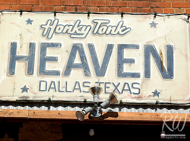 Honky Tonk Heaven at West End, Dallas, Texas