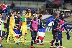 September 11, 2018 - Strasbourg, France - France team, (Credit Image: © Panoramic via ZUMA Press)