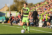 Forest Green Rovers Joseph Mills(23) during the EFL Sky Bet League 2 match between Forest Green Rovers and Cheltenham Town at the New Lawn, Forest Green, United Kingdom on 20 October 2018.