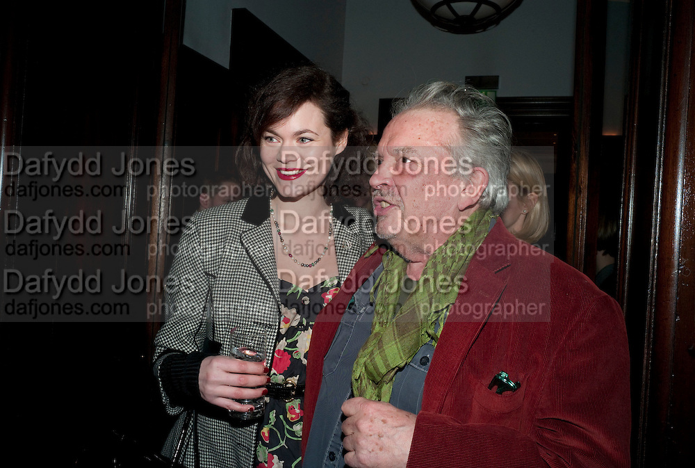 JASMINE GUINNESS; DAVID BAIELY, Graydon and Anna Carter host a lunch for Carolina Herrera to celebrate the ipening of her new shop on Mount St. .The Connaught. London. 20 January 2010
