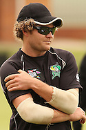 Tim Weston of the Central Stags during the Central Stags training session held at St Georges Park in Port Elizabeth on the 17 September 2010..Photo by: Shaun Roy/SPORTZPICS/CLT20