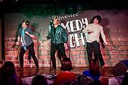 Investec comedy night