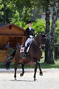 Selen Ebra Efe - Winner<br /> FEI European Championships Dressage Juniors and Young Riders 2012<br /> © DigiShots