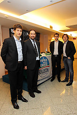 20130209 CONFERENZA STAMPA PDL- LUCA CIMARELLI, FABRIZIO TOSELLI E DUE GIOVANI DEL PDL