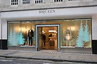 alexander mcqueen shop in london