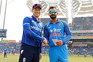 Cricket - India v England 1st ODI at Pune