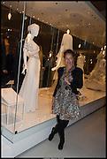 SARAH DONALDSON-HUDSON, Wedding Dresses: 1775-2014,  Victoria & Albert Museum. London. 30 April 2014