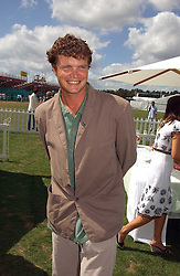 JACK KIDD at the Cartier International polo at Guards Polo Club, Windsor Great Park, on 30th July 2006.<br /><br />NON EXCLUSIVE - WORLD RIGHTS