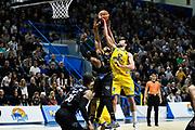 rimbalzo ricci shileds<br /> vanoli cremona - dolomiti trento<br /> Legabasket Serie A 2017/18<br /> Brescia, 15/04/2018<br /> Foto G.Checchi / Ciamillo-Castoria