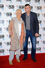 OCT 16 2013 Bfi Film Festival Photocall for Philomena at Claridges Hotel