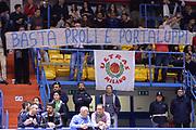 DESCRIZIONE : Brindisi  Lega A 2015-16 Enel Brindisi Olimpia EA7 Emporio Armani Milano<br /> GIOCATORE : Ultras Tifosi Spettatori Pubblico Olimpia EA7 Emporio Armani Milano<br /> CATEGORIA : Ultras Tifosi Spettatori Pubblico <br /> SQUADRA : Olimpia EA7 Emporio Armani Milano<br /> EVENTO : Enel Brindisi Olimpia EA7 Emporio Armani Milano <br /> GARA :Enel Brindisi Olimpia EA7 Emporio Armani Milano<br /> DATA : 10/04/2016<br /> SPORT : Pallacanestro<br /> AUTORE : Agenzia Ciamillo-Castoria/M.Longo<br /> Galleria : Lega Basket A 2015-2016<br /> Fotonotizia : Enel Brindisi Olimpia EA7 Emporio Armani Milano<br /> Predefinita :