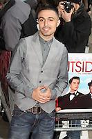 LONDON - APRIL 24: Adam Deacon attends the Outside Bet UK Premiere at Cineworld Haymarket, London, UK. April 24, 2012. (Photo by Brett D. Cove)