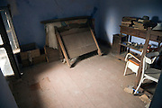 storage room in old house