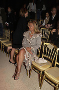 Baroness Dee Waldner. Valentino, Valentino couture show, Ecole Nationale Superiore des Beaux -Arts, rue Bonaparte. After party at the Ritz. 23 January  2006.  ONE TIME USE ONLY - DO NOT ARCHIVE  © Copyright Photograph by Dafydd Jones 66 Stockwell Park Rd. London SW9 0DA Tel 020 7733 0108 www.dafjones.com