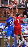 DESCRIZIONE : Trento Nazionale Italia Uomini Trentino Basket Cup Italia Austria Italy Austria <br /> GIOCATORE : Luigi Datome<br /> CATEGORIA : stoppata<br /> SQUADRA : Italia Italy<br /> EVENTO : Trentino Basket Cup<br /> GARA : Italia Austria Italy Austria<br /> DATA : 31/07/2015<br /> SPORT : Pallacanestro<br /> AUTORE : Agenzia Ciamillo-Castoria/A.Scaroni<br /> Galleria : FIP Nazionali 2015<br /> Fotonotizia : Trento Nazionale Italia Uomini Trentino Basket Cup Italia Austria Italy Austria