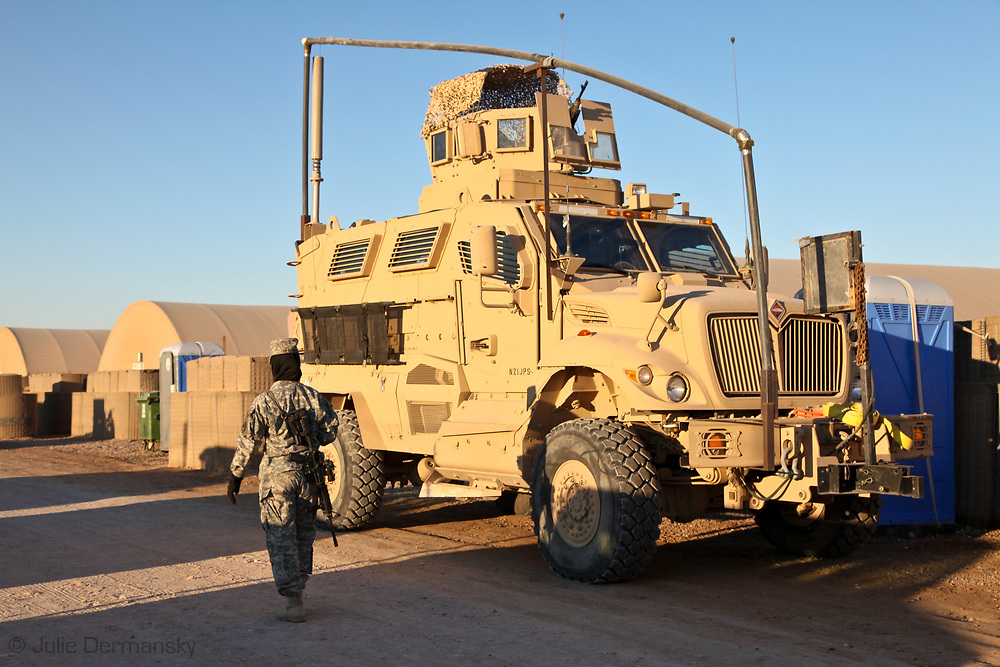 2228TH MP LANG in Iraq