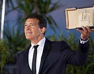 Palme D'Or Award photocall - Cannes Film Festival