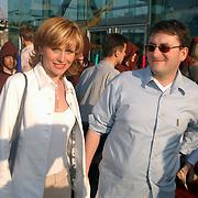 Premiere Star Wars, Arianne Spier en man Olivier