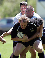 Air Force Rugby, Can Am Games, Lake Placid NY, 5-7 Aug 2005