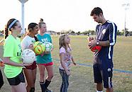 OKC Energy FC Open Practice - 4/22/2014