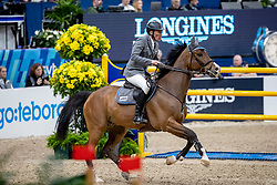 Beerbaum Ludger, GER, Cool Feeling<br /> LONGINES FEI World Cup™ Finals Gothenburg 2019<br /> © Hippo Foto - Stefan Lafrentz<br /> 05/04/2019