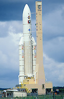 Kourou - Spatial centre - Ariane 5 - French Guyane - France