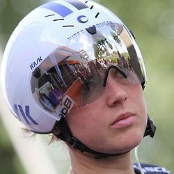 31-08-2017: Wielrennen: Boels Ladies Tour: Roosendaal: Thea Thorsen