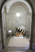 Manchester bee in the city's Central Library