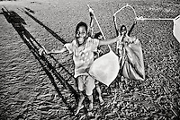 Orphans, Maputo, Mozambique
