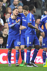 FA Cup MK Dons v Chelsea 31/01/2016