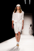 Nicolas K Mercedes Bens Fashion Week 2013