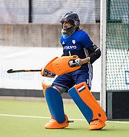 St.-Job-In 't Goor / Antwerpen -  Nederland Jong Oranje Dames (JOD) - Groot Brittannie (7-2). keeper Roos Knijff (ned).  COPYRIGHT  KOEN SUYK