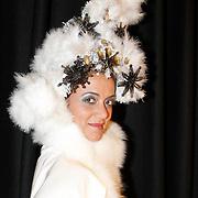 NLD/Amsterdam/20120126 - AFW winter 2012 - Modeshow Sepehr Maghsoudi, Soraya Akhbar