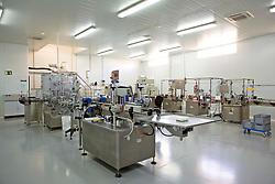 Manufacturing Plant Interior