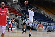 Marco Belinelli<br /> Nazionale Italiana Maschile Senior<br /> Torneo dell Acropolis<br /> Allenamento<br /> FIP 2017<br /> Atene, 22/08/2017<br /> Foto M.Ceretti / Ciamillo - Castoria