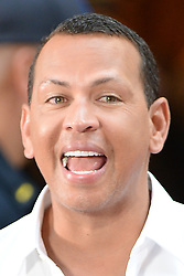 August 2, 2018 - New York, NY, USA - August 2, 2018 New York City..Alex Rodriguez on NBC's Today Show at Rockefeller Plaza on August 2, 2018 in New York City. (Credit Image: © Kristin Callahan/Ace Pictures via ZUMA Press)