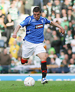 Rangers' Nacho Novo during the League Cup final between Rangers and Celtic at Hampden Park -<br /> David Young Universal News And Sport