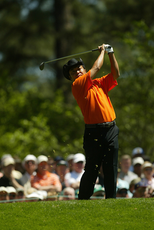 MASTERS '03..SATURDAY - APRIL 12, 2003..AUGUSTA, GA...DARREN CARROLL