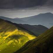 Knott Rigg to Causey Pike<br />