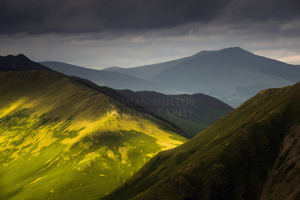 Knott Rigg to Causey Pike<br /> Buttermere, Cumbria.