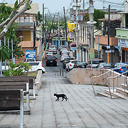 JULY 21, 2018---ARECIBO, PUERTO RICO---<br /> The downtown area of the northern town Arecibo. <br /> (Photo by Angel Valentin/Freelance)