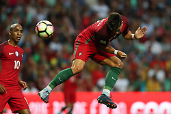 August 31, 2017 - Venice, Porto, Italy - Portugal's forward Andre Silva in action during the FIFA World Cup Russia 2018 qualifier match between Portugal and Faroe Islands at Bessa Sec XXI Stadium on August 31, 2017 in Porto, Portugal. (Credit Image: © Dpi/NurPhoto via ZUMA Press)