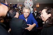 (11/2/10) Toni Preckwinkle Wins Cook County Board President Seat.