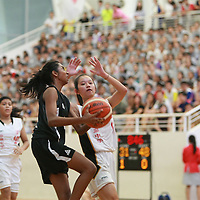 2016 National C Div Basketball Final: SCGS vs Jurong